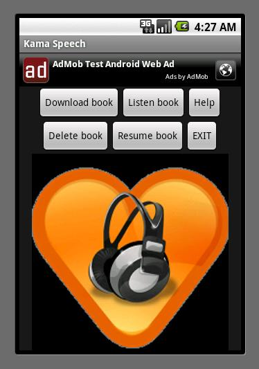 Android Fitness Application
